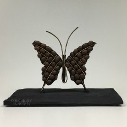 Art Deco Butterfly Fortuna
