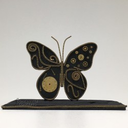 Art Deco Fluture Cronos