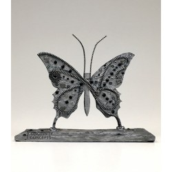Art Deco Butterfly Belisama