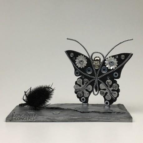 Art Deco Fluture Thanatos