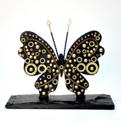 Art Deco Butterfly Apollo