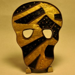 Art Deco Skull Ammon