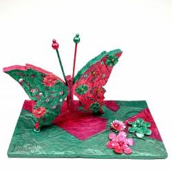 Art Deco Fluture Calliope