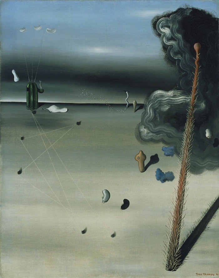 Yves Tanguy Mama, Papa is Wounded! (1927)