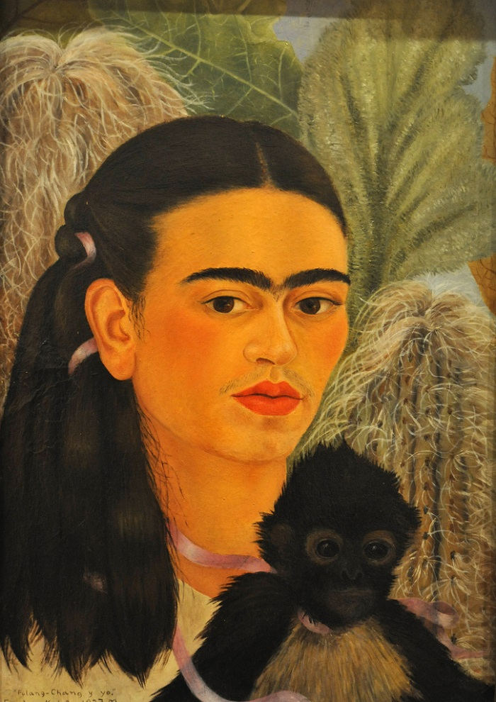 Frida Kahlo Fulang-Chang and I (1937 (assembled after 1939))