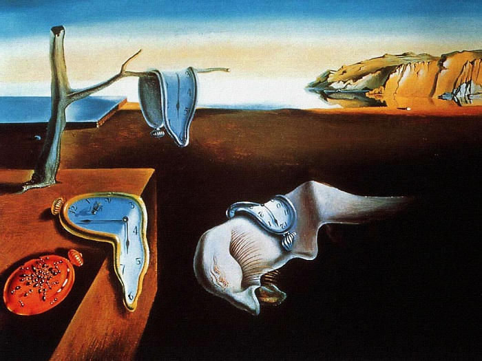 Salvador Dalí The Persistence of Memory (1931)