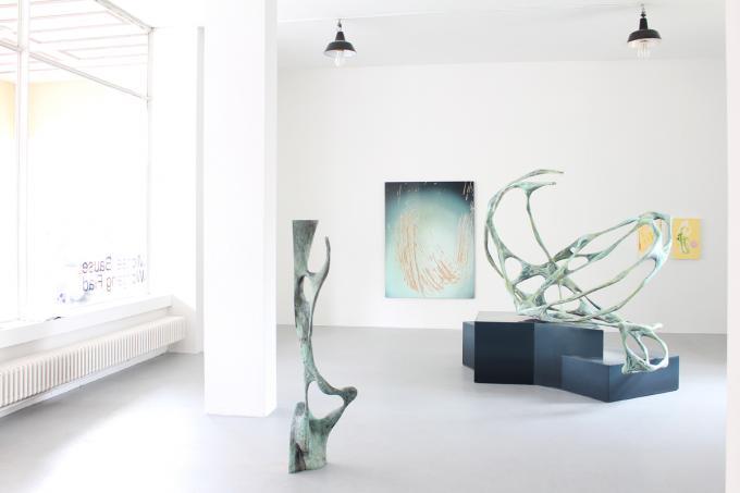 Wolfgang Flad Artothek & Bildersaal 2016