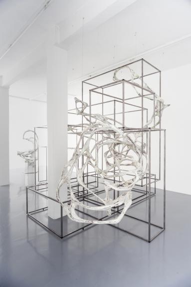 Wolfgang Flad - Galerie Reinhard Hauff 2016