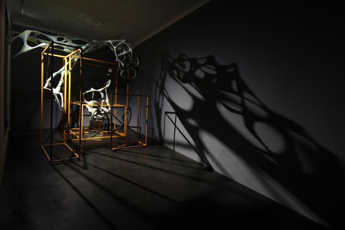 Wolfgang Flad - Geoff Stern Art Space 2016